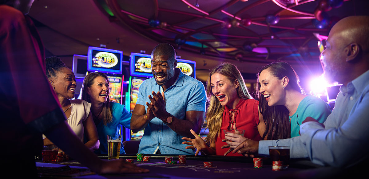 Six Extremely Effective Ideas To Help You Online Gambling Better